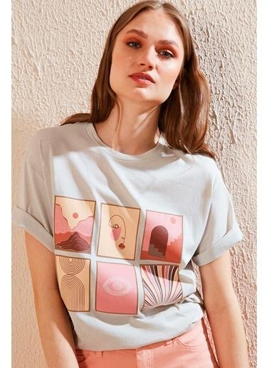 Lela Tişört Taş